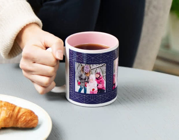 Personalised Photo Mugs | Affordable gift | Photobox