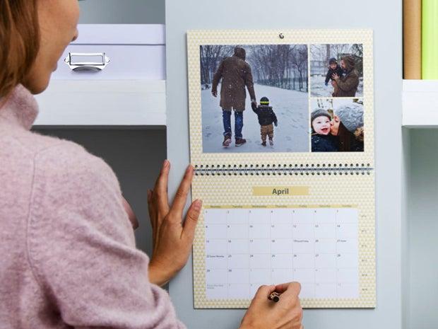 Calendrier 2021 Photobox Personalised Photo Calendars & Diaries 2021 | Gifts | Photobox